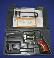 Ruger Blackhawk 357/9MM Convertible Single Action Revolver