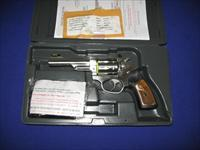 Ruger SP 101 22LR Double Action Revolver