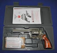 Ruger Redhawk 44 Magnum Double Action Revolver