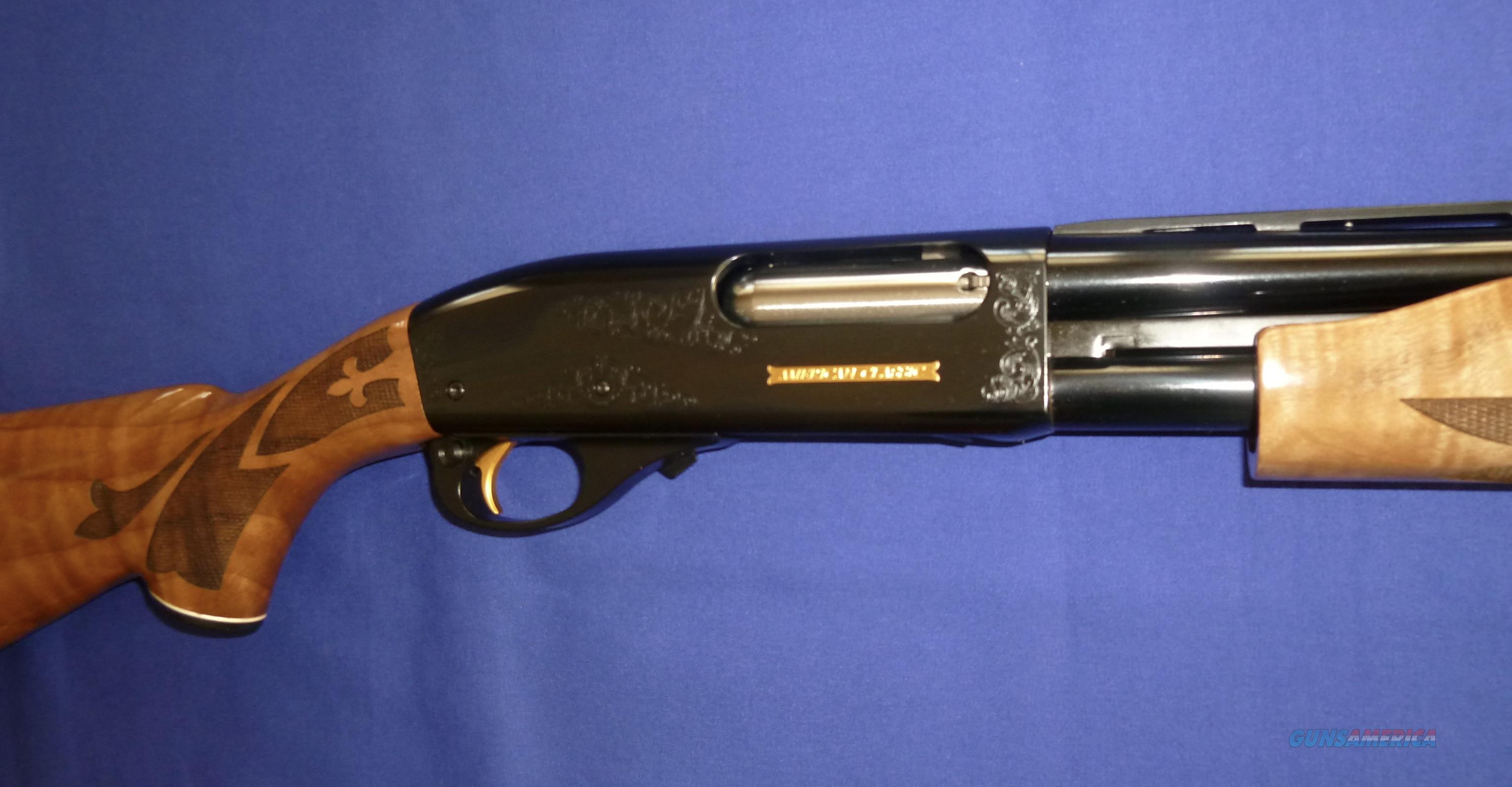 Remington 870 wingmaster american classic 20 ga for sale for Classic american