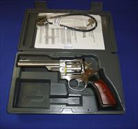RUGER GP100 22LR REVOLVER NEW!