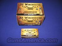 Aguila .22 Winchester Automatic Rimfire Ammo for the 1903 Rifle--500 Rounds ( 1 Case)