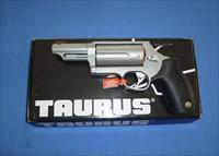 "TAURUS JUDGE 45 COLT/410 3"" MAGNUM STAINLESS STEEL REVOLVER 3"" BBL, NO CC FEES!"