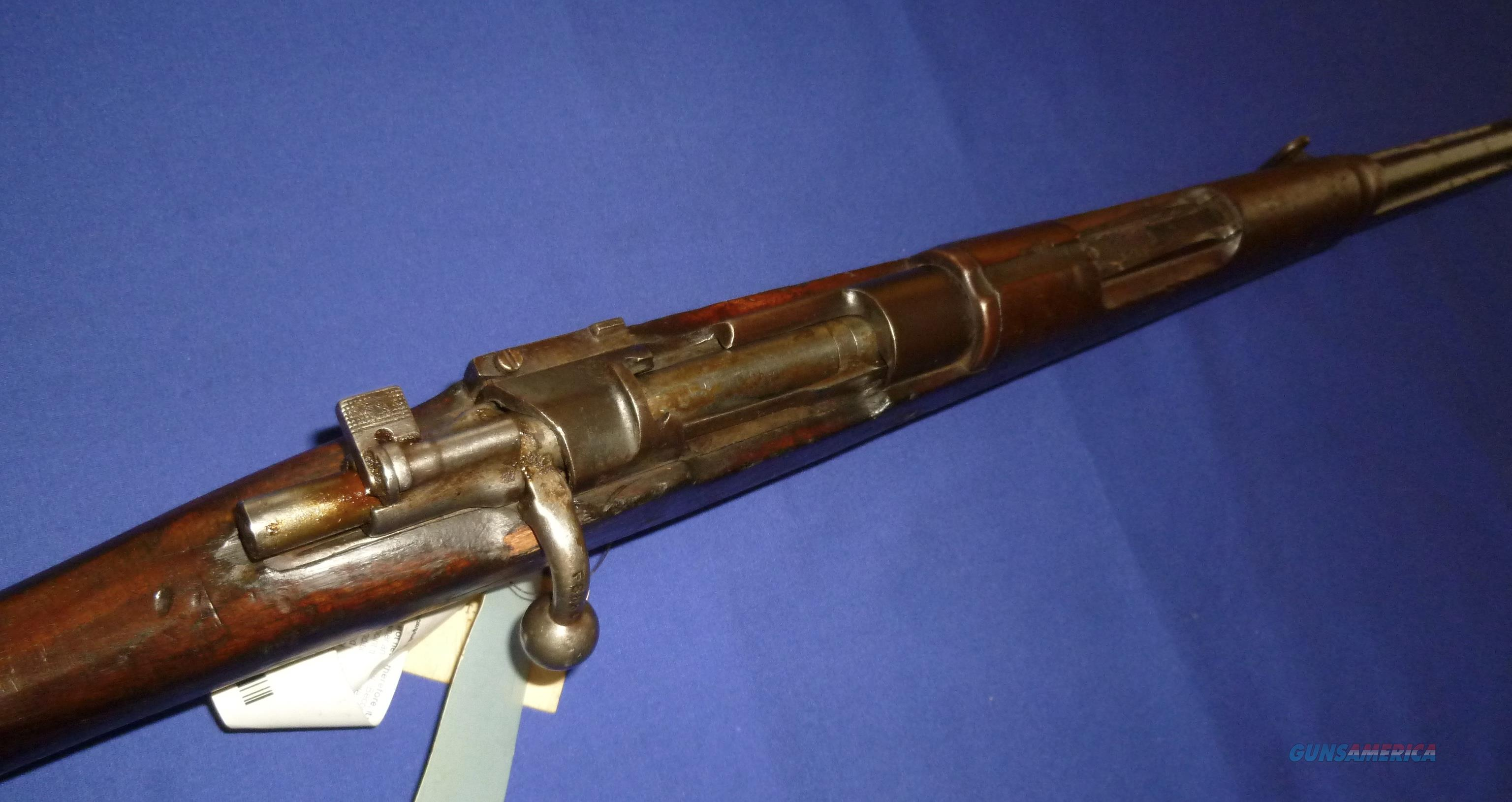 1916 Spanish Mauser Parts    Diagram     nzdusdchart