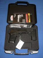 SIG P938 BRG MICRO-COMPACT 9MM PISTOL WITH SIG LITE NIGHT SIGHT