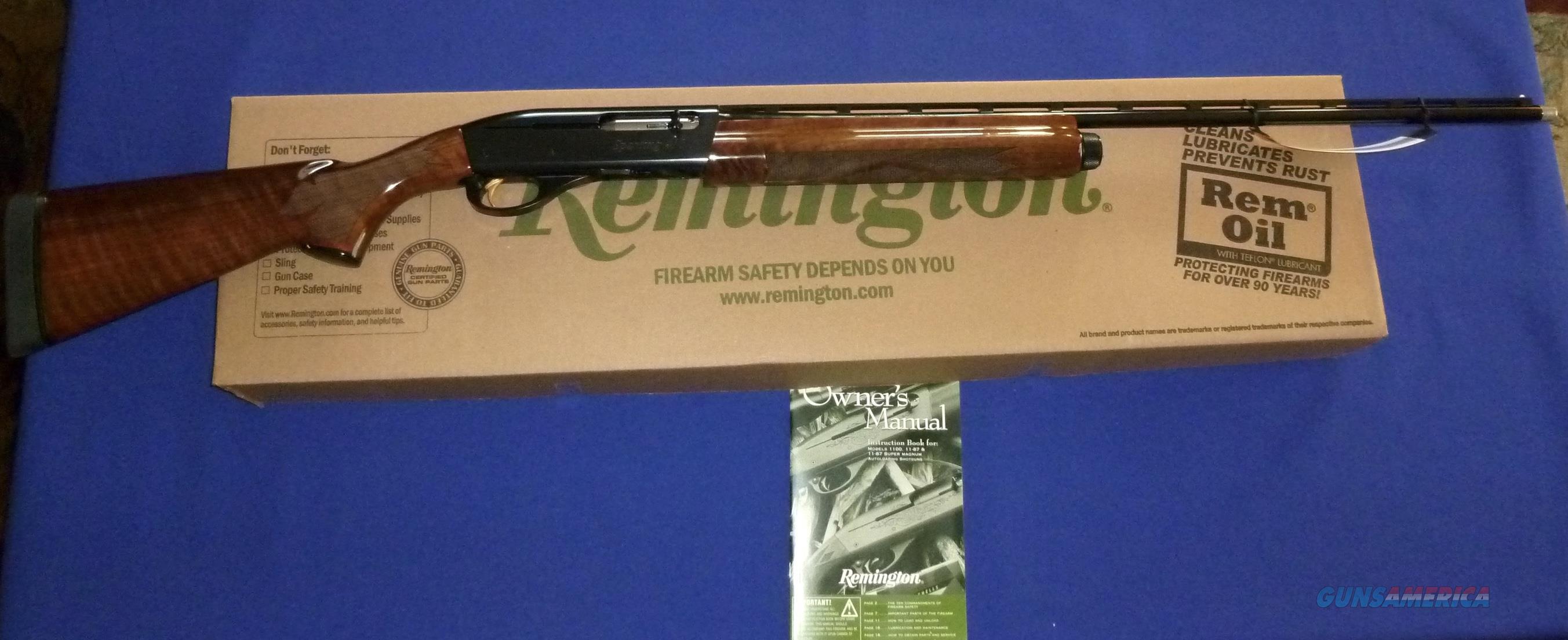Semi Automatic Shotgun Remington 1100 Lt 20 Special Field World39s Largest Supplier Of Firearm