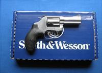 Smith & Wesson Model 60 357 Magnum Revolver Stainless Steel