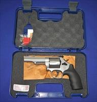 Smith and Wesson Model 69 44 Magnum Revolver.