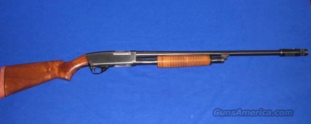 Stevens Savage Model 77D 12 Gauge Pump Shotgun