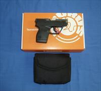 SALE PRICED!  TAURUS PT 738 TCP 380ACP PISTOL W/BULLDOG CONCEAL CARRY CELL PHONE HOLSTER NEW!