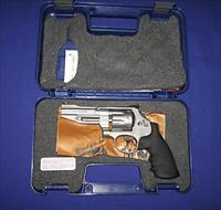 Smith and Wesson Model 627 Pro Series 357 Magnum Revolver.