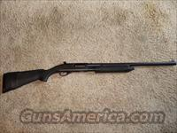 Remington 870 Wingmaster Slug Gun