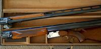 Beretta 680 unsingle combo set in Beretta case