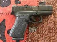 GLOCK 43X    SOLD