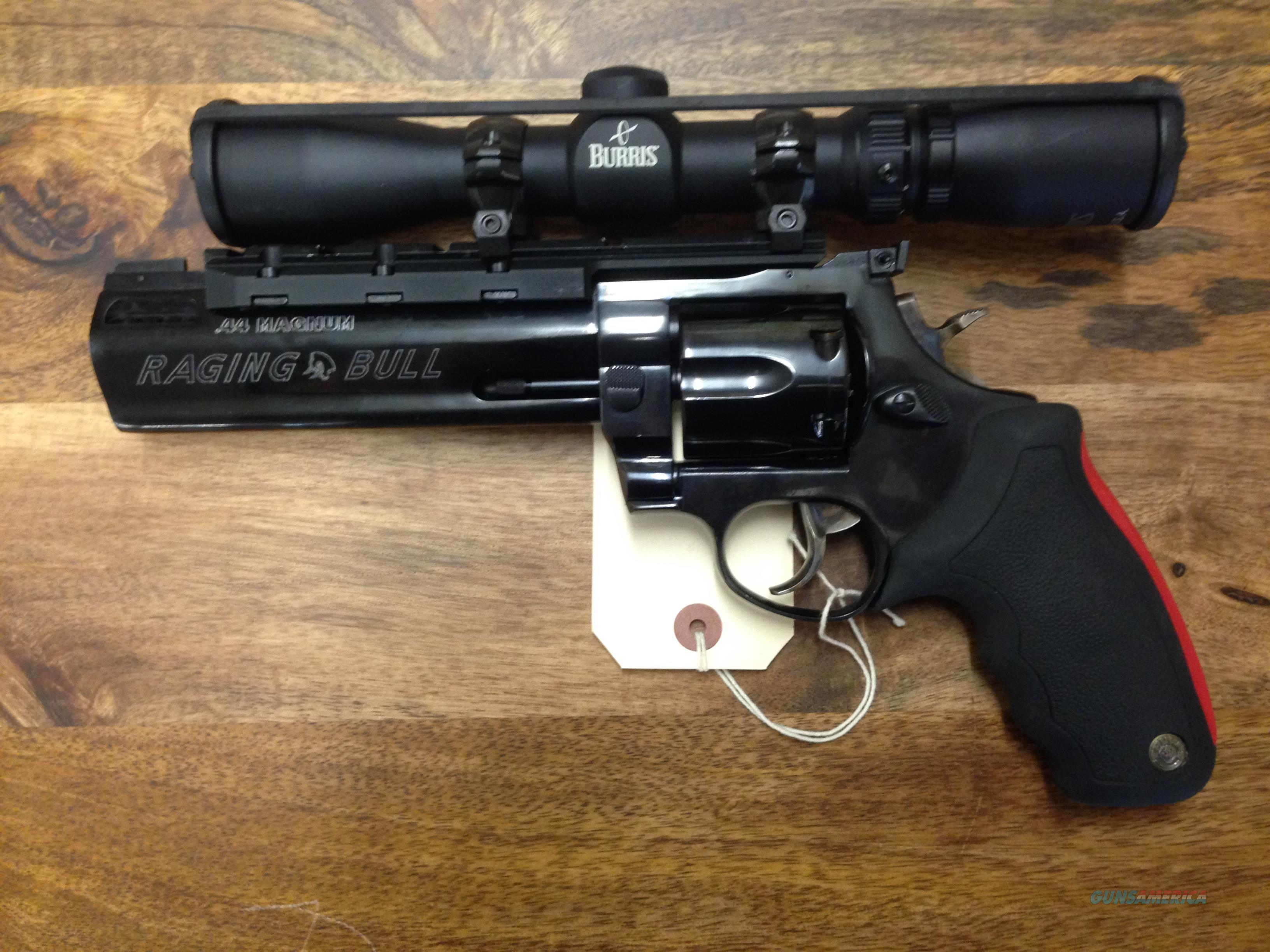 Taurus Raging Bull Scope Related Keywords & Suggestions - Taurus