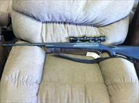 Winchester Model 70 .207 with BOSS