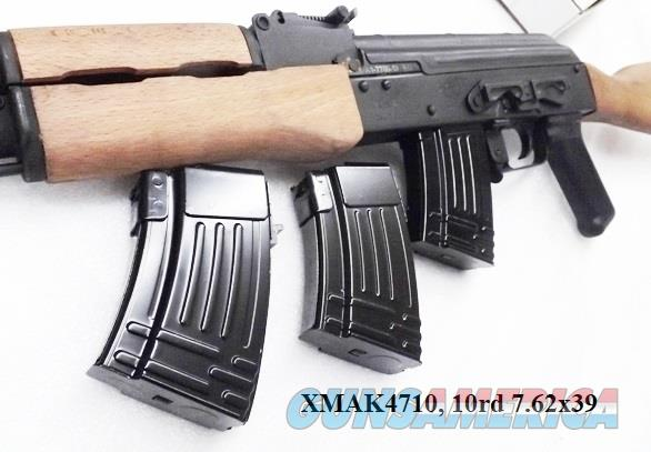 Lot of 24 Mix or Match AK47 Magazines New Blue Steel KCI 10, 20, or 30  round $15 00 each Free Ship Lower 48