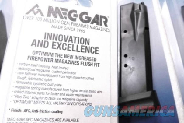 Sig Sauer P229  357 Sig  40 S&W 14 round Magazine Mec-Gar MGP2294014AFC  Extended Capacity Anti Friction Coating New Buy 3 Ships Free!