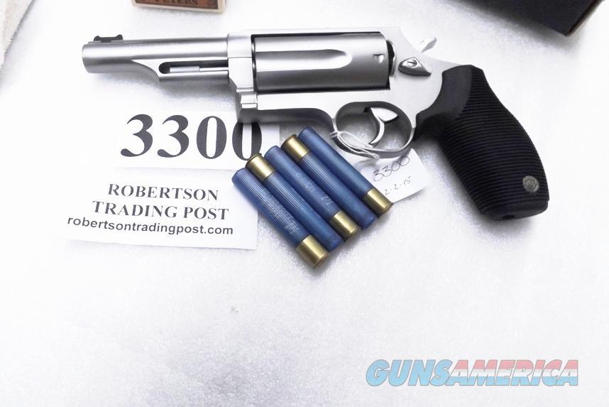 taurus 45 410 judge model 4410 3 inch chamber for sale