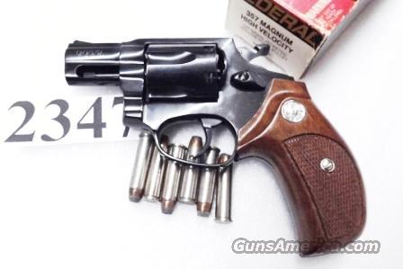 Rossi .357 Magnum model 461 Blue Steel 2 inch 6... for sale