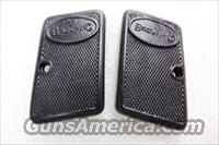 Browning Baby 25 Automatics Grips Black Polymer Triple K New GR1823G Model of 1905