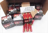 Ammo: .410 Gauge Winchester AA Sporting Clays 2 3/4 inch #7 1/2 Target Loads 1/2 oz. Lead Shot 250 round case of 10 Boxes at $10.90 per Box AASC417 OK for Judge Governor