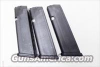 3 Glock model 22 Factory 10 Shot Magazines .40 S&W or .357 Sig model 31 3x$26 New XM10022