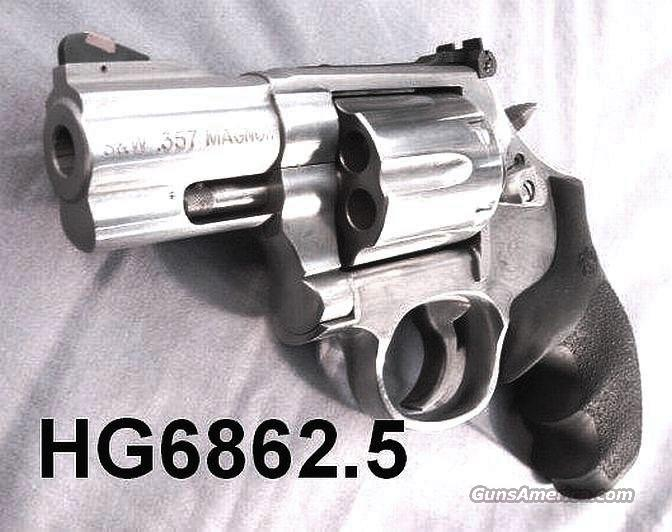 S&W .357 Mag 686 SS 2 1/2 in 6-Shot NIB for sale