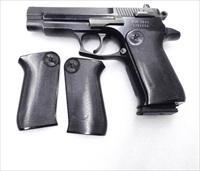 Grips for Star Model 28 30 31 Pistols Hard Black Polymer New Replacement GR2830 9mm or .40