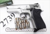 Smith & Wesson 9mm model 6906 Lightweight Stainless 13 Shot Compact 3 Dot 3 Safeties 1 Magazine 108211