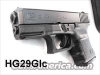 Glock 10mm Model 29 Compact 11 Shot 2 Magazines Gen 3 Rail G29 NIB