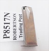 Mec-Gar 17 round Nickel Magazines for Ruger 9mm P85 P89 P93 P94 P95 New Blue Steel RP8517N Buy 3 Ships Free!