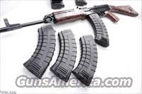 Lots of 3 or more AK 47 Magazines 30 Shot 7.62x39 Tapco Polymer $16 each on 3 or more
