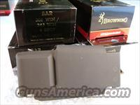 Browning BAR Factory 3 Shot Magazines for .243 .308 calibers Old Model Pre 1994 B.A.R. Short Action No Mk II Browning Automatic Rifle Pre-Mark II Long Action 243 308 1320091 Buy 3 Ships Free!