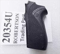 Grips S&W 4000 5900 Type Factory One Piece Used for Smith & Wesson models 5903 5904 5906 4003 4006 & Similar
