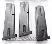 3 Beretta model 96 Magazines .40 S&W Factory 11 Shot LE Marked Blue Steel 40 Caliber model 96 all variants Excellent $19 per on 3 or more