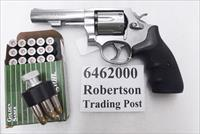 Smith & Wesson .38 Special model 64-6 Stainless 4 inch Heavy Barrel Round Butt 2000 issue VA Dept of Corrections 38 Spl +P Mod. 64 S&W 162506 ancestor