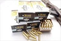 Ammo: .30 Carbine 250 Round Lot of 5 Boxes Armscor API 110 grain FMC  Brass Case Full Metal Jacket 5x$25.80 50101