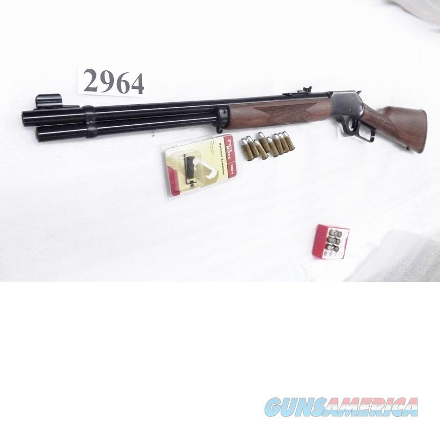 Marlin  44 Magnum model 1894 Lever Action 20 inch 11 shot Carbine Blue &  Walnut Ilion 44 Mag Special Exc in Box 70400