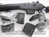 3 Springfield Armory M1A .308 Norinco M14 10 Shot Magazines New KCI 3x$16 per Korean Blue Steel M1-A M-14 Ten Round CA OK
