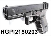 Glock .45 ACP model 21 Black 14 Shot with 2 High Capacity 13 Shot Magazines Brand New in Box PI2150203 45 Automatic