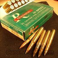 Ammo .30-06 Remington 1960s FMC w/5 Rounds of Lake City Military