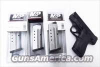 Smith & Wesson M&P Shield .40 S&W Factory 6 Shot Magazine 19933 MP40 Flat Plate