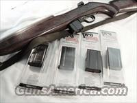 Pro-Mag brand 10 Shot Magazines for US .30 caliber carbines, brand new blue steel. BUY 3 SHIPS FREE!