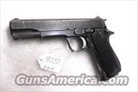 Star Spain 9mm Model BS Colt Government Size Steel Frame 1968 Israeli Police 1 Magazine