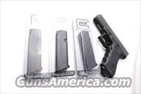Glock Model 17 Factory 17 shot Magazines 9mm 17 High Capacity Gen 3 and Gen 4 NIB Buy Three Ships Free!