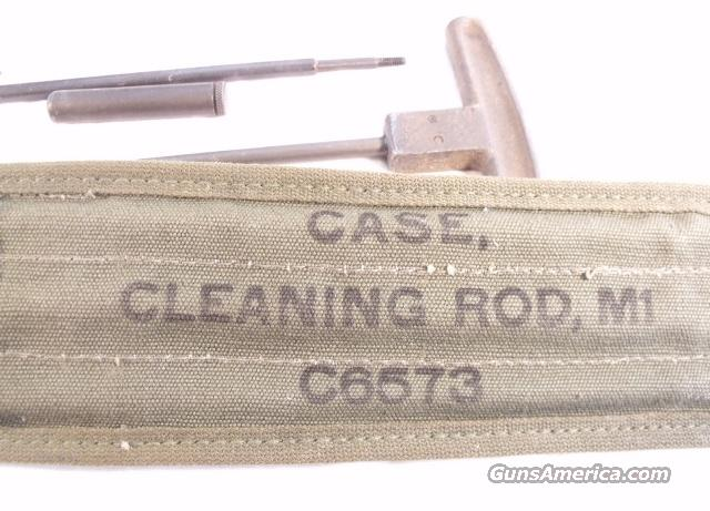 Wwii Korea Us Gi Cleaning Kit With Case M 1 C For Sale