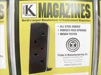 Colt 1908 .25 ACP Triple K 15M 8 Shot Magazine Hammerless 25 Automatic Vest Pocket Model New Blue Steel