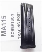 Steyr M9A1 or MA1 M, L, or C Series 9mm Factory 15 Shot Magazines New Blue Steel MA115 390250515 Buy 3 Ships Free!