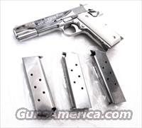 Lots of 3 or more Magazines for Colt .45 ACP Factory 7 Round Stainless NIB 45 Automatic fit all 1911 Government Pistols $23 per on 3 or more